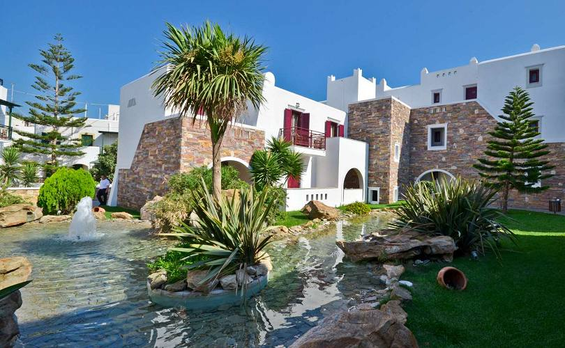 Hotel Naxos Resort At Saint George