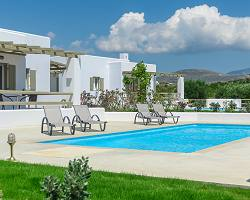 Sea and Olives Villas