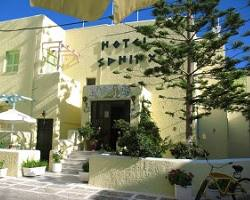 Sphinx Hotel in Naxos